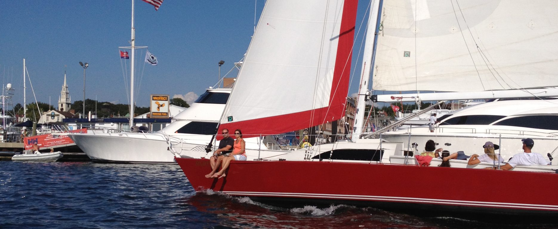 Public Sails