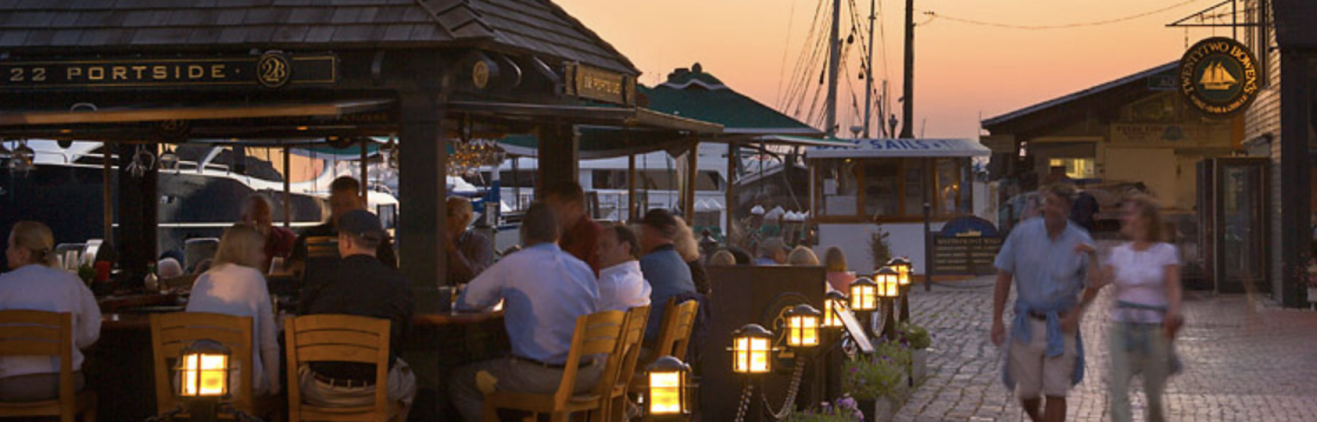 Best Outdoor Bars in Newport, RI