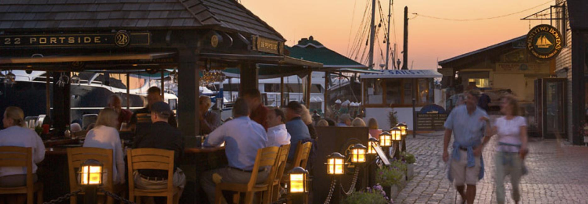 Best Outdoor Bars in Newport, RI