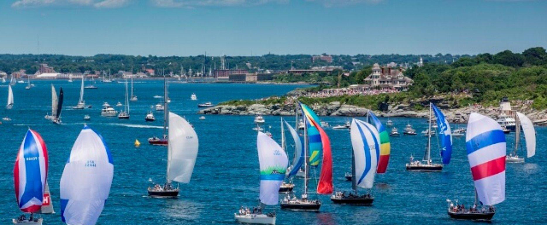 Volvo Ocean Race Spectator Sails