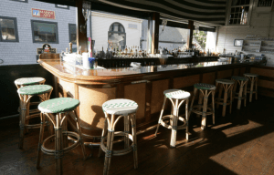 Best outdoor bars in Newport - Midway