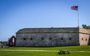 Fort Adams Newport RI