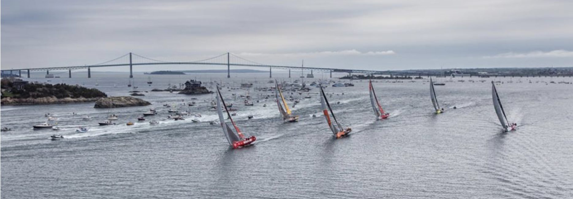 Newport, RI Events: Volvo Ocean Race May 2018